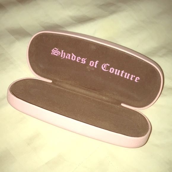 Juicy Couture Accessories - Juicy couture glasses case